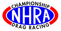 NHRA  Decal / Sticker 02
