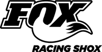 Fox Racing Shox Decal / Sticker 03
