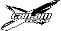 Can-Am Decal / Sticker 09