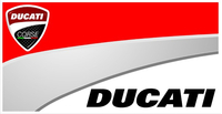 Ducati Corse Decal / Sticker 15