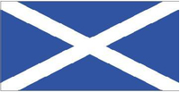 Scotland Flag Decal / Sticker