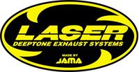 Laser Exhaust Decal / Sticker 02