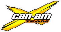 Team Can-Am Decal / Sticker 04