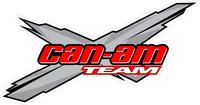 Team Can-Am Decal / Sticker 10