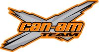 Team Can-Am Decal / Sticker 30