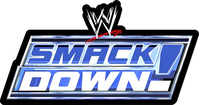 WWE Smack Down Decal / Sticker 02