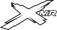 Can-Am XMR Decal / Sticker 45
