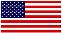 Full Color American Flag Decal / Sticker 03