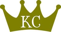 Kansas City Baseball Crown Decal / Sticker 06