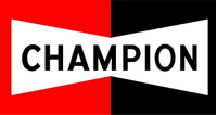 Champion Spark Plugs Decal / Sticker 03