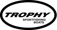 Trophy Boats Decal / Sticker 03