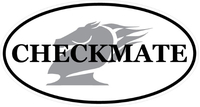 Checkmate Power Boats Decal / Sticker 09