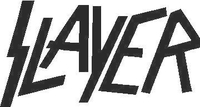 Slayer Decal / Sticker