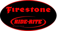 Firestone Ride-Rite Decal / Sticker 06