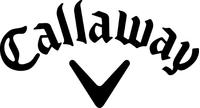 Callaway Golf Decal / Sticker 04
