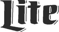 Miller Lite Decal / Sticker 01