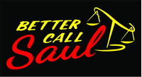 Better Call Saul Decal / Sticker 01