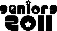 Seniors 2011 Decal / Sticker