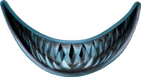 Shark Teeth and Mouth Decal / Sticker 19