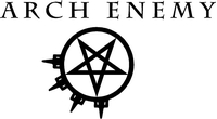 Arch Enemy Decal / Sticker 05