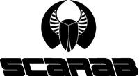 Scarab Decal / Sticker 06