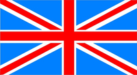 Great Britain Union Jack Flag Decal / Sticker 06
