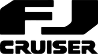 Toyota FJ Cruiser Decal / Sticker 05