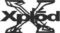 Sony Xplod Decal / Sticker