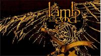 Lamb of God Decal / Sticker 07