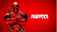 Deadpool Decal / Sticker 11