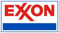 Exxon Decal / Sticker 02