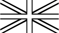 British Flag Decal / Sticker 10