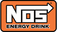 NOS Energy Drink Decal / Sticker 06
