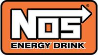 NOS Energy Drink Decal / Sticker 06