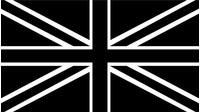 British Flag Decal / Sticker 12