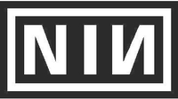 Nine Inch Nails Decal / Sticker 03