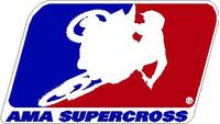 AMA Supercross Decal / Sticker 02