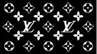 Louis Vuitton Pattern Decal / Sticker 05