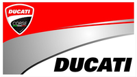Ducati Corse Decal / Sticker 16