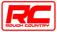 Rough Country Decal / Sticker 02