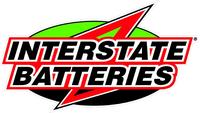 Interstate Batteries Decal / Sticker 02