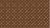 Louis Vuitton Pattern Decal / Sticker 15