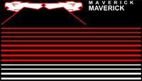 Top Gun Maverick Helmet Decal / Sticker Set 08
