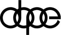 Dope Audi Style Decal / Sticker