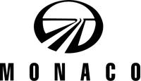 Monaco Coach Decal / Sticker 01