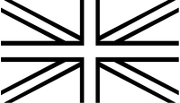British Flag Decal / Sticker 11