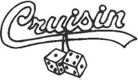 Cruisin Decal / Sticker 03
