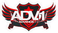 ADV.1 Sport Decal / Sticker b