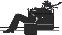 Maxell 01 Decal / Sticker