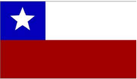Chile Flag Decal / Sticker
